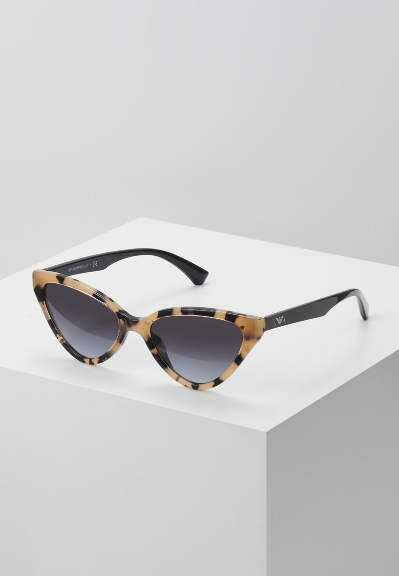 Emporio Armani - Sunglasses - black/grey