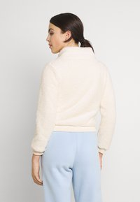 Trendyol - Summer jacket - ecru - 2