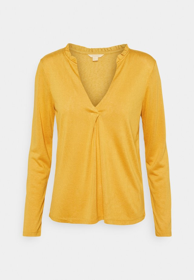 PICO - Blouse - yellow