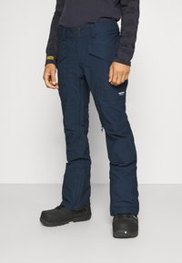 Burton - SOUTHSIDE - Pantaloni da neve - dress blue - 0