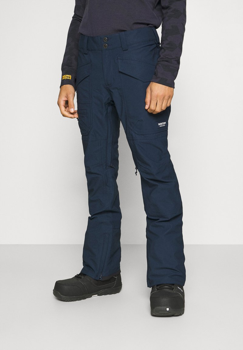 Burton - SOUTHSIDE - Pantaloni da neve - dress blue