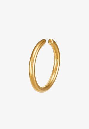 BASIC EAR CUFF - Kolczyki - gold-coloured
