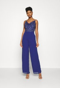 Lace & Beads - LILAH - Overal - navy - 0
