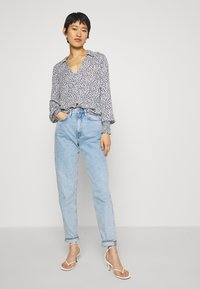 Abercrombie & Fitch - Button-down blouse - navy - 1