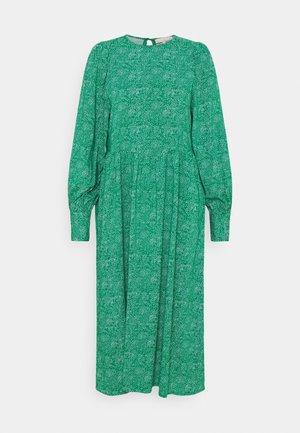 DOTA MIDI DRESS - Day dress - green