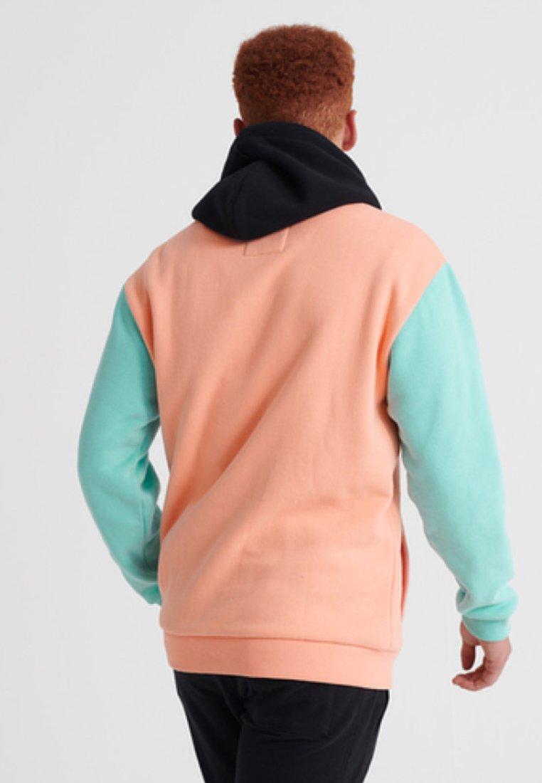 Superdry À CAPUCHE OVERSIZE TICKET TYPE - Sweat à capuche - pink