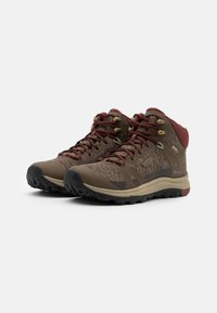 Keen - TERRADORA II MID WP - Hiking shoes - canteen/andorra - 1