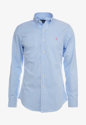 NATURAL SLIM FIT - Shirt - powder blue