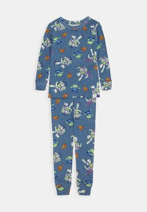 TODDLER UNISEX BUZZ LIGHTYEAR - Pyjama - bainbridge blue
