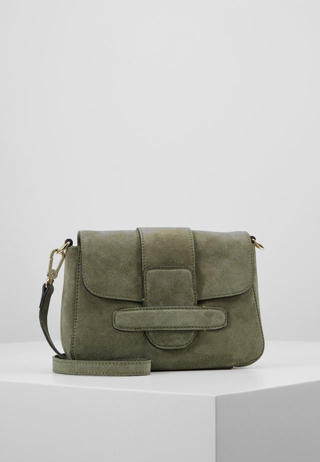 Across body bag - oliv
