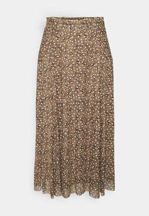VIGORGEOUS SKIRT - A-line skirt - tigers eye