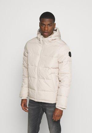 MIDWEIGHT PUFFER - Winter jacket - grey