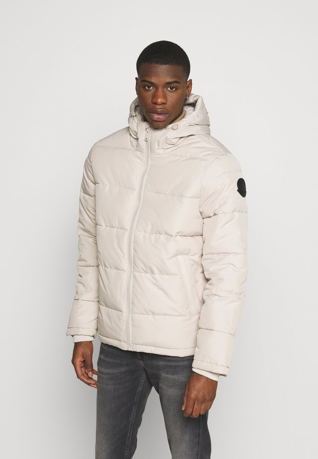 MIDWEIGHT PUFFER - Zimní bunda - grey