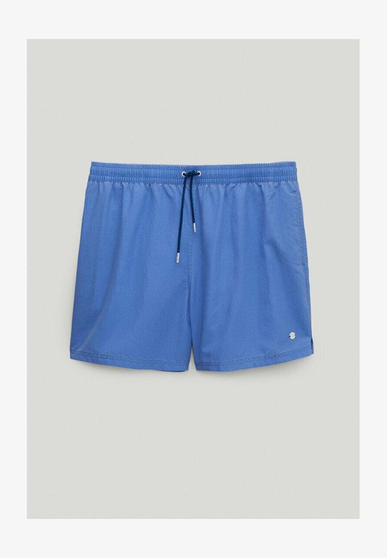 Massimo Dutti - Swimming trunks - dark blue