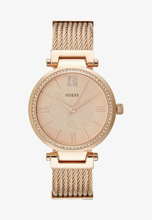 LADIES  - Klocka - rosegold-coloured
