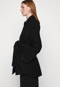 Filippa K - LIMA COAT - Short coat - black - 4