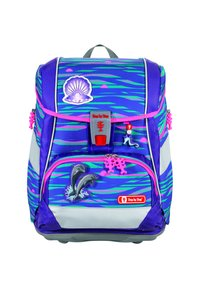 Step by Step - 2IN1 SET - Schooltas set - shiny dolphins - 1