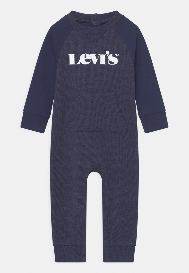 Levi's® - COVERALL - Jumpsuit - peacoat heather