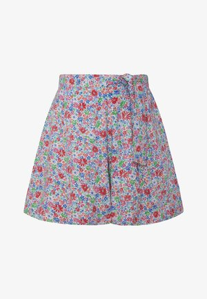 PAULINA - Shorts - red