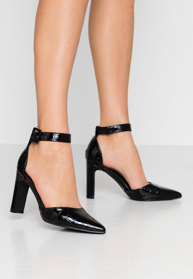 TALLY - High heels - black