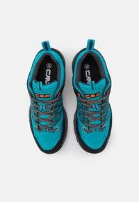 CMP - KIDS RIGEL TREKKING SHOE WP UNISEX - Hiking shoes - rif/antracite - 3