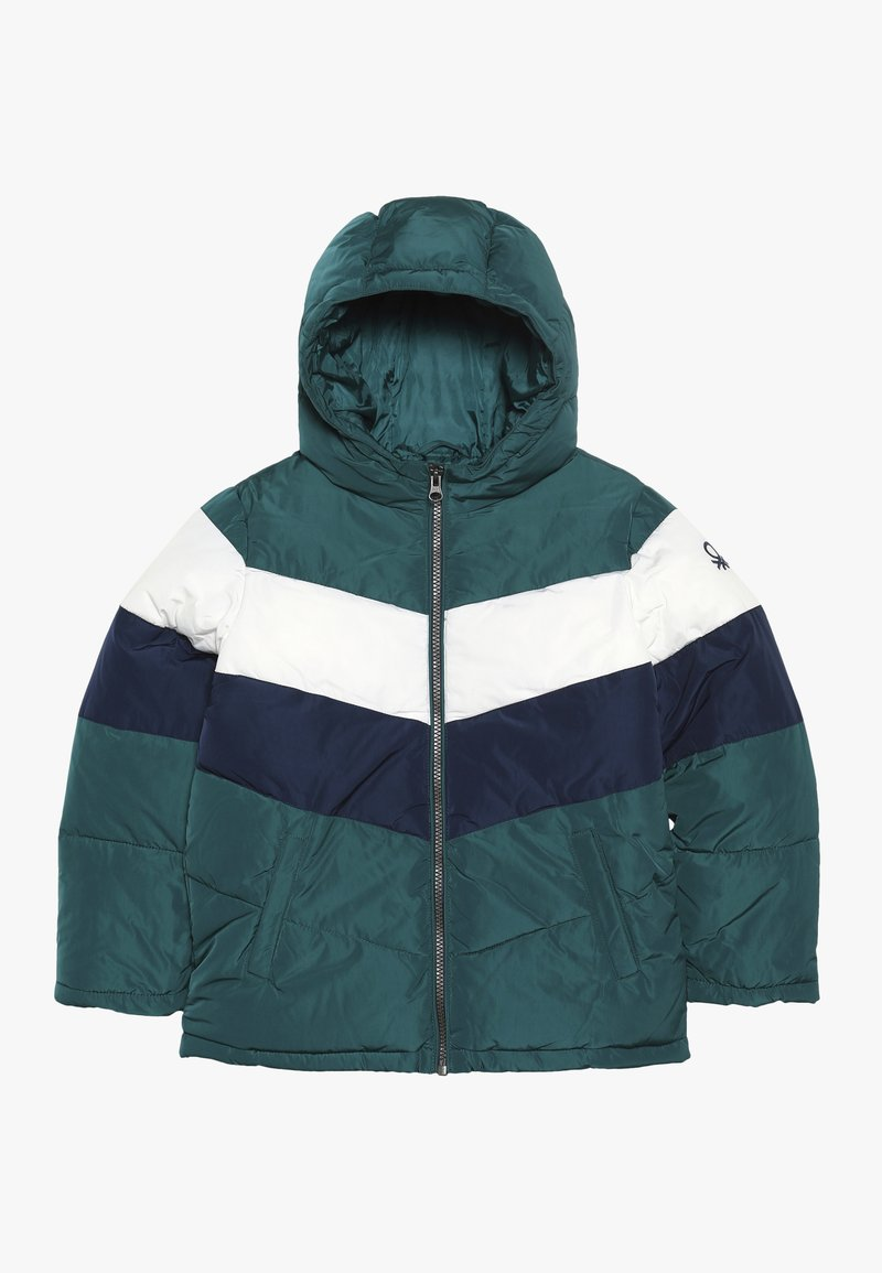 Benetton - Winter jacket - green