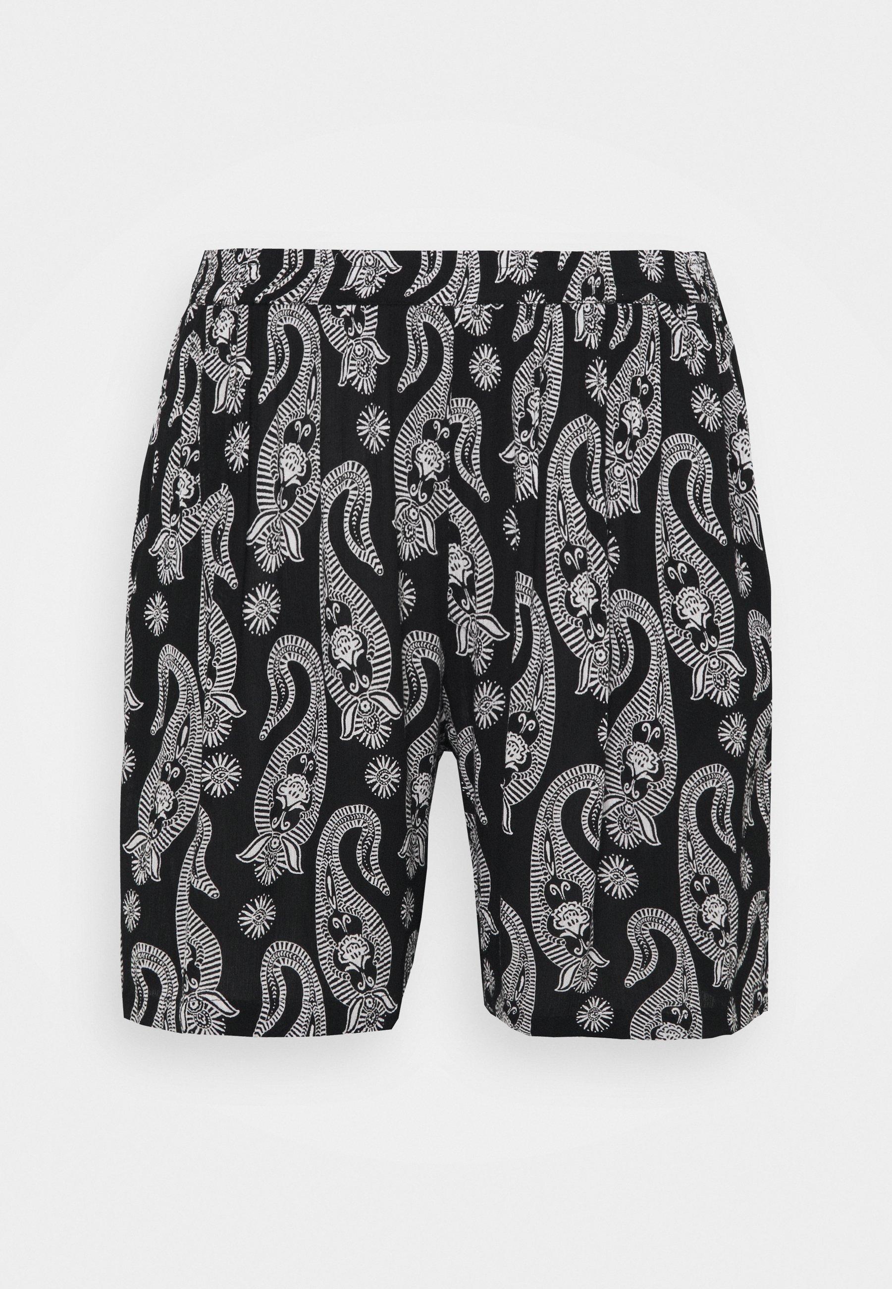 Women PASSA AMI  - Shorts - black/chalk