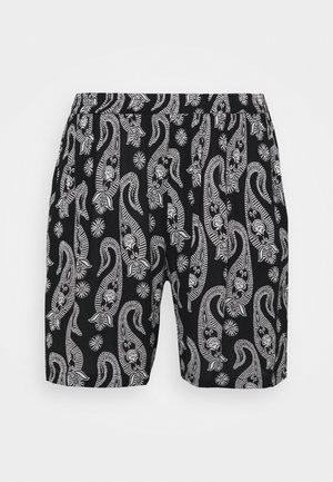 PASSA AMI  - Shorts - black/chalk