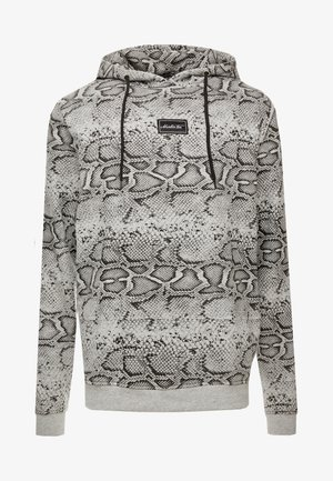 MISTER TEE  - Sweat à capuche - grey