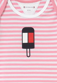 Tommy Hilfiger - BABY STRIPED - Body - pink - 3