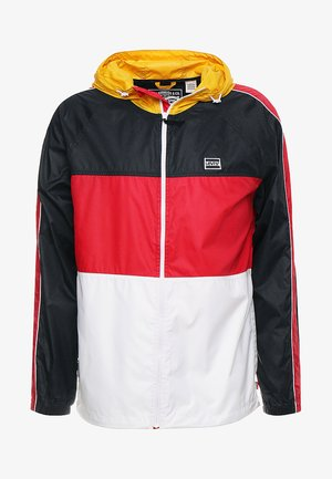 BLOCK WINDRUNER - Giacca a vento - lychee red