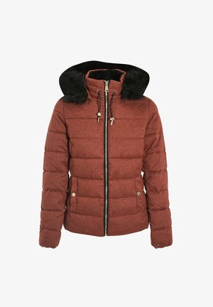 Down jacket - orange foncé