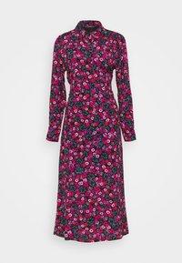 SELVAGGIA DRESS - Shirt dress - multi-coloured
