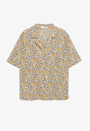 KATOENEN - Košile - middenbruin