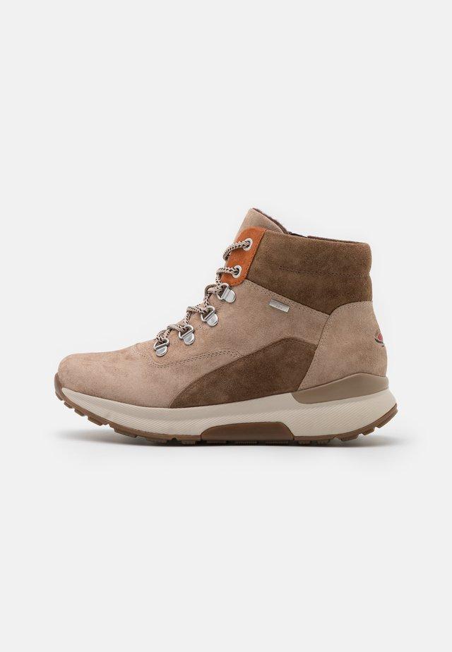 ROLLING SOFT  - Ankle boots - desert kombi