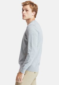 Timberland - WILLIAMS RIVER - Jumper - medium grey heather - 3
