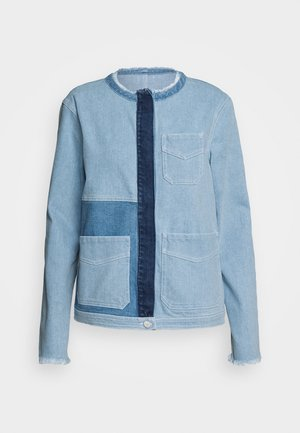 AGDAL - Denim jacket - blue