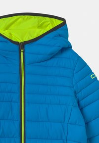 CMP - BOY FIX HOOD - Winter jacket - river - 2