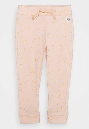 SLIM FIT PANTS GARIES - Trousers - pale dogwood