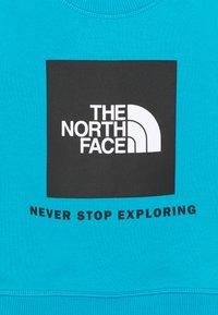 The North Face - BOX CREW UNISEX - Sweatshirt - meridian blue - 2