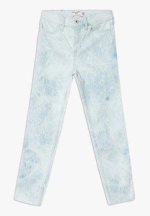 ANKLE SKINNY  - Skinny džíny - light blue denim