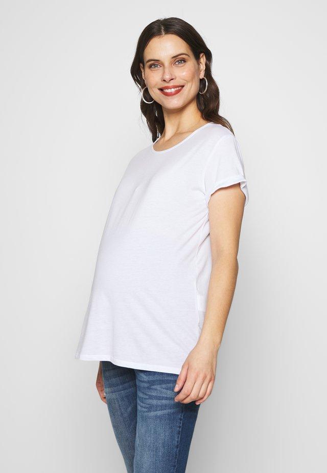 LOU MATERNITY  - Basic T-shirt - white