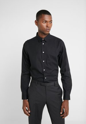 SHIRT SLIM FIT - Formal shirt - black