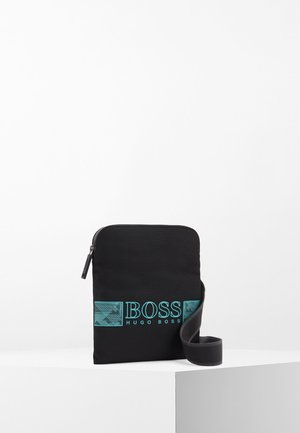 PIXEL O_S ZIP ENV - Across body bag - black