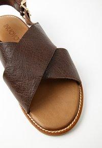 Inuovo - Sandaler - mntrl brown nbr - 6
