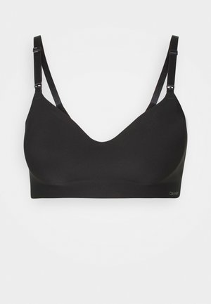 INVISIBLES MATERNITY UNLINED BRALETTE - Top - black