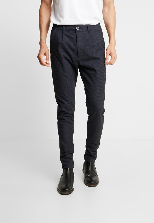 KELD NEW - Pantaloni - navy