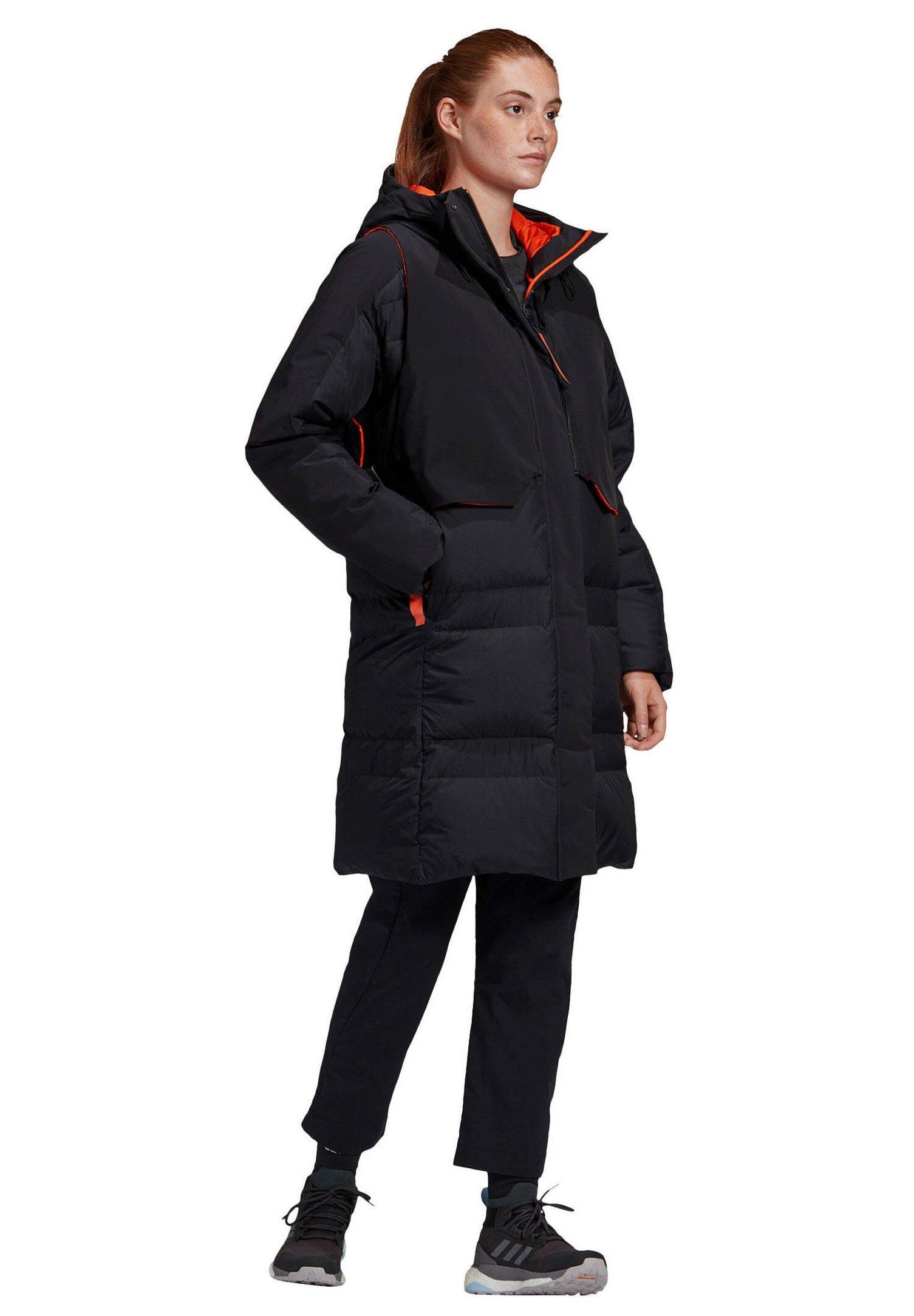 Women MYSHELTER URBAN COLD.RDY OUTDOOR DOWN JACKET - Down coat - schwarz