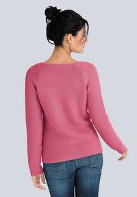 Alba Moda - Cardigan - pink - 1