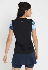 Head - MIA - T-shirts med print - skyblue/black - 2